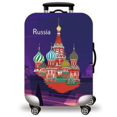 Túi bọc bảo vệ vali -Áo vỏ bọc vali – H101 Size S M L HPValiOEM