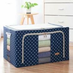 Túi đựng chăn màn, quần áo khung sắt – TL2427