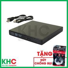 Box đựng ổ DVD Laptop giao tiếp USB 2.0 – Kim Hải Computer KHC