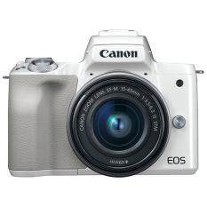 Máy ảnh Canon M10 KIT 15-45mm -trắng (chính hãng Lê Bảo Minh)