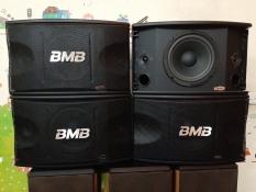 Loa BMB-CS45 Tem Vàng bass 25 từ kép Chất âm ngọt ngào bass sâu Nghe nhạc Hát Karaoke tuyệt vời Bảo Hành 12 tháng