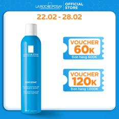 Xịt khoáng giúp làm sạch & làm dịu cho da dầu mụn La Roche Posay Serozinc 300ML