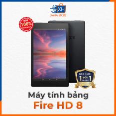 MÁY TÍNH BẢNG FIRE HD 8 – MỚI NHẤT NĂM 2020 – BẢO HÀNH 12 THÁNG – (All-new Fire HD 8 tablet 8″ HD display 32 GB designed for portable entertainment)