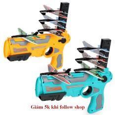 Đồ chơi bắn máy bay dành cho trẻ em , đồ chơi sung phóng máy bay lượn mô hình trẻ em.