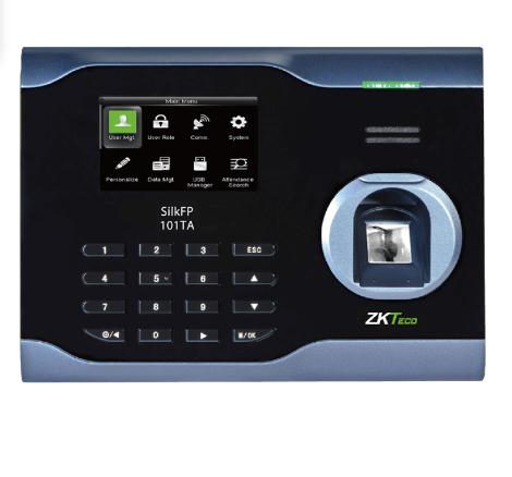 Máy chấm công vân tay ZKTeco SILKFP-101TA/ID