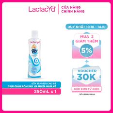 Sữa Tắm Gội Trẻ Em Lactacyd Bb Giảm Rôm Sảy & Hăm Kẽ Vượt Trội 250ml