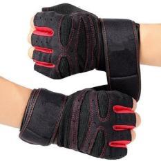 HÀNG CHUẨN GIÁ SỐC # Găng tay thể thao tập gym # Bảo vệ cổ tay