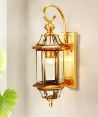 Bộ Đèn gắn tường Led trang trí bằng Đồng 1001 + Tặng bóng Edison