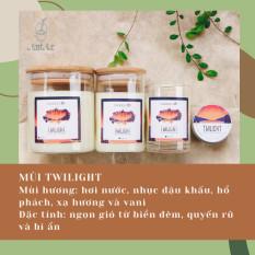 Nến Thơm Thiên Nhiên – Twilight – A Little Bit