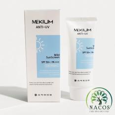 Kem chống nắng SJM Medical Anti UV SPF50 PA 4 cộng nhãn xanh by Nacos.vn