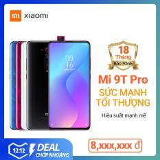 Điện thoại Xiaomi Mi9T Pro 6GB+128GB 48MP – Hãng Phân phối chính thức – Bảo hành điện tử 18 tháng
