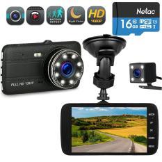 Camera Hành Trình Elitek Quay Đêm 2570+ Thẻ Nhớ 16GB