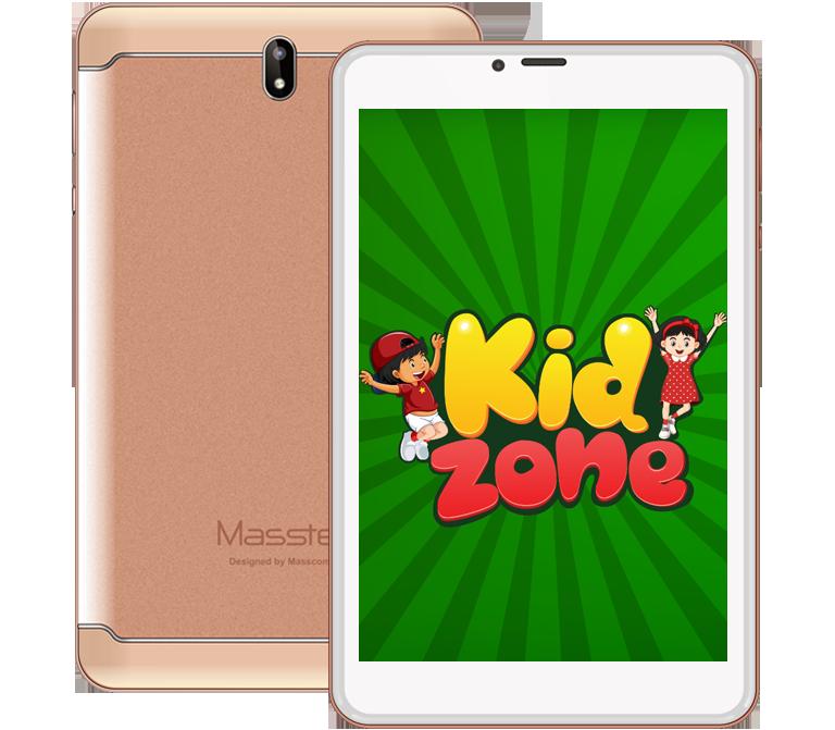 [HOT] TABLET CHUYÊN DỤNG CHO TRẺ EM – MASSTEL 7 PLUS KID (Bản nâng cấp của Masstel Tablet 7) | Tích hợp sẵn bộ app học tập cho trẻ #KIDZONE | Màn hình 7-inch IPS | Rom 8GB RAM 1GB | Vỏ nhôm nguyên khối | BẢO HÀNH CHÍNH HÃNG 12 THÁNG