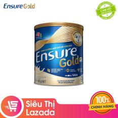 Lon sữa bột Ensure Gold Hương Vani 400g – Giới hạn 5 sản phẩm/khách hàng