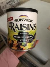 Nho Khô Mỹ Sunview Raisins 425gr