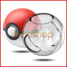 Ốp Pokeball Nhựa Cứng Trong Suốt (Tặng Bao Đựng)