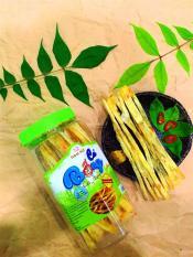 Cá bóng cắt nướng ăn liền 150g Đầm Sen Đặc sản Phan Thiết