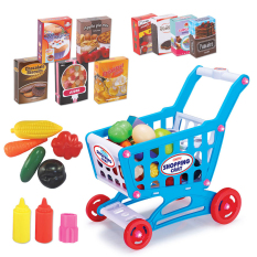 Bộ đồ chơi siêu thị cho bé kèm xe đẩy tiện dụng, giáo dục tính sáng tạo và nhanh nhạy cho bé – KAVY