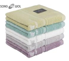Bộ 05 Khăn Tắm Cotton Cao Cấp SONGWOL TG TAKE (40x80cm)