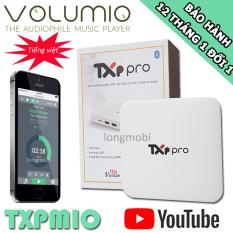 TXPmio – Music Server Volumio Tiếng Việt Hiệu Năng Cao
