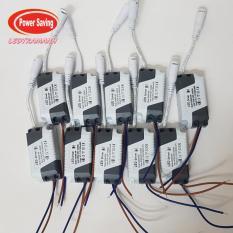 Combo 10 nguồn led âm trần 4w-6w