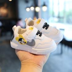 giày thể thao cho bé gái da pu chất lượng GS39