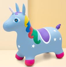 Thú nhún bơm hơi / đồ chơi thú nhún không mùi cao su bé thỏa sức nhún nhảy, cam kết hàng đúng mô tả, chất lượng đảm bảo an toàn đến sức khỏe người sử dụng, đa dạng mẫu mã