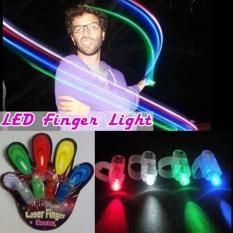 Ngón tay phát sáng Led Finger