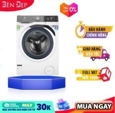 [TRẢ GÓP 0%] Máy giặt Electrolux 10kg màu trắng EWF1023BEWA
