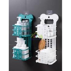Giỏ treo đồ đa năng 2 tầng – giỏ gấp gọn – tiện ích cho nhà bếp của bạn- KGD1994
