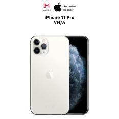 [Siêu Sale 10.10] iPhone 11 Pro – Chính Hãng VN/A – Mới 100% (Chưa Kích Hoạt, Chưa qua sử dụng) – Bảo Hành 12 Tháng Tại TTBH Apple – Trả Góp lãi suất 0% qua thẻ tín dụng – Màn Hình Super Retina XDR 5.8inch, Face ID