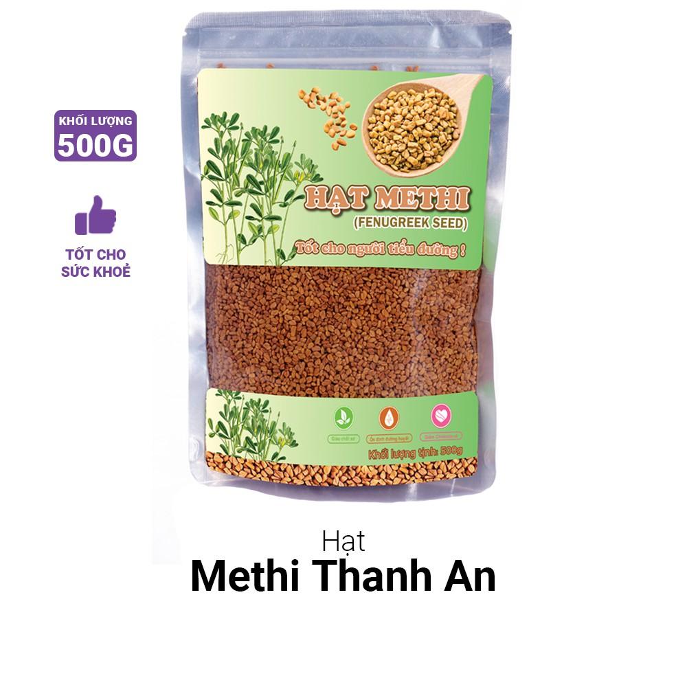Hạt Methi Thanh An túi 500g