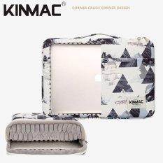 (Ảnh thật) Túi chống sốc cho MACBOOK/ LAPTOP chính hãng KINMAC cực chất – Mẫu đỉnh núi