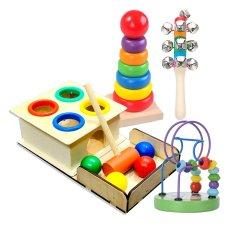 Đồ Chơi Gỗ Thông Minh Giúp Bé Phát Triển Tư Duy Sản Xuất Theo Phương Pháp Montessori Cho Trẻ Vừa Chơi Vưa Học, Đồ Chơi Trẻ Em Loại Mới Năm 2021 Được Sản Xuất Tại Xưởng
