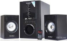 Loa Dàn 2.1 Soundmax A960 (có cổng USB, Thẻ nhớ, Bluetooth)- (thiếu remote)- thegioisile4