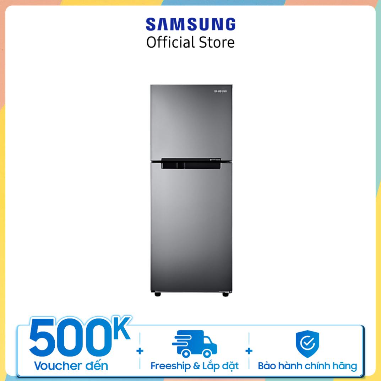 [Trả góp 0%]Tủ lạnh Samsung hai cửa Digital Inverter 216L (RT19M300BGS)
