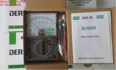 Đồng hồ DE-960 xanh