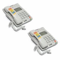 Điện thoại để bàn Panasonic KX-T37 CID