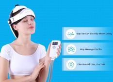 Máy Massage Đầu, Massage Đầu Hiệu Quả, Giảm Đau , Tuần Hoàn Máu Não ,Chống Mất Ngủ