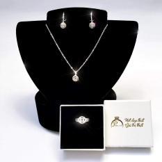 Bộ trang sức bạc kim tiền tài lộc – Trang sức bạc panmila