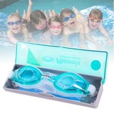 Kính bơi Phoenix 204 người lớn và trẻ em chống mờ chống nước chống tia Uv