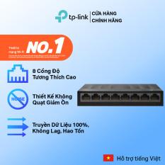 Bộ Chia Mạng Switch Để Bàn TP-Link LS1008G 8 Cổng 10/100/1000Mbps