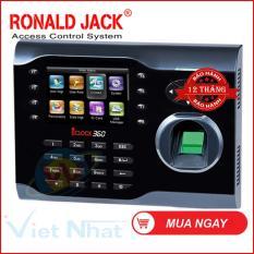Ronald Jack Iclock 360 – Máy Chấm Công Vân Tay