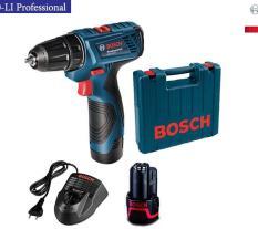 Máy khoan động lực dùng pin Bosch GSB 120-LI