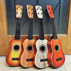 [Siêu Ưu Đãi 1.6 giá chỉ 50k] Đàn ghita cho bé – Đồ chơi đàn ghita Ukulele 4 dây cho bé