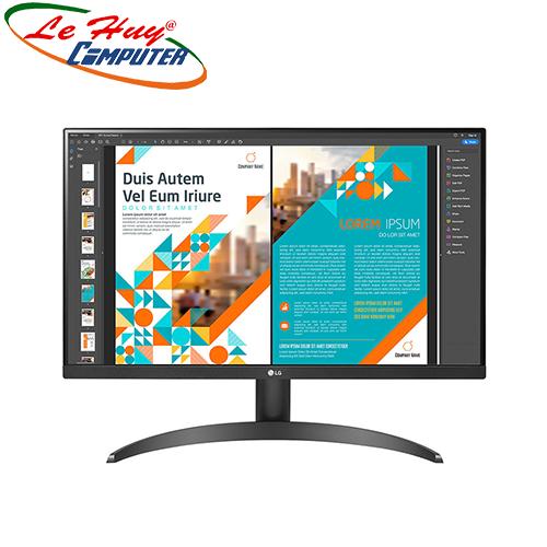 [Trả góp 0%]Màn hình máy tính LG 24QP500-B 23.8 inch IPS QHD