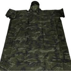 Áo mưa cánh dơi 1 đầu vải dù size 1m4 ( vải rằn ri)