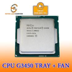 CPU Intel G3450 (TRAY) 3M Cache 3.40GHz SK 1150 Kèm Fan