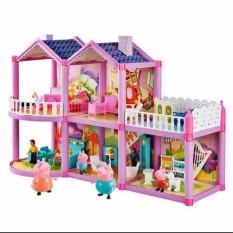 Bộ đồ chơi ngôi nhà heo Peppa pig Giá Bán Sỉ Lẻ
