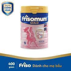CRM-Sữa bột Frisomum Gold hương vani 400g